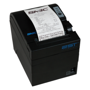 SNBC Printer BTP-R990 Black USB+Parallel